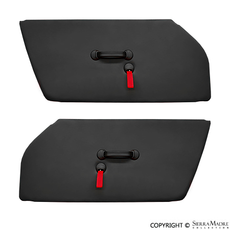 porsche door panel lightweight door panel. Black Bedroom Furniture Sets. Home Design Ideas