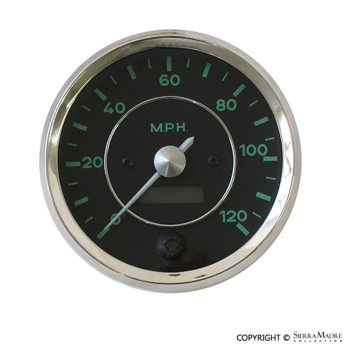 Porsche Parts VDO Cluster Gauge (Oil Temperature And Fuel Level)