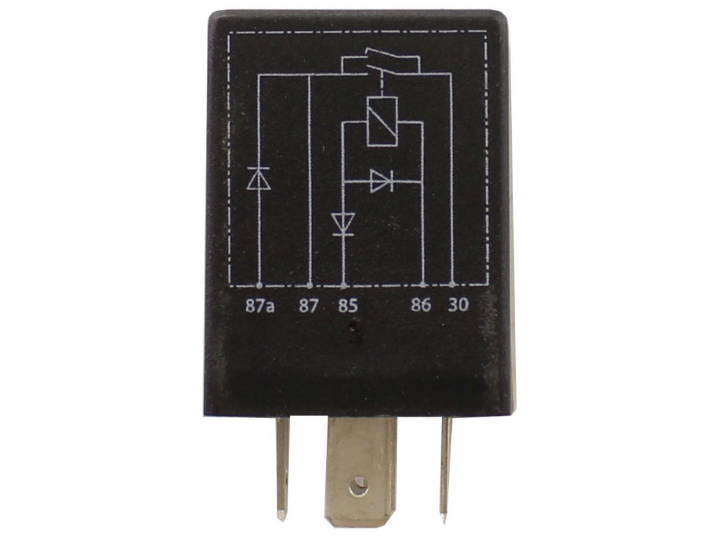 Porsche Parts Relays and Flashers