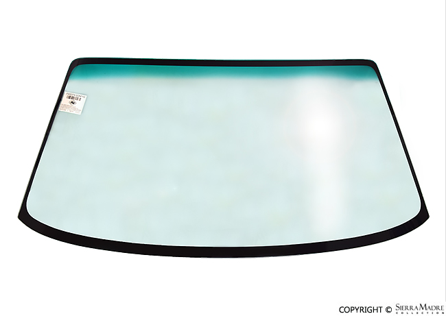 front windshield glass green top tint 928 78 95 - Windshield Glass