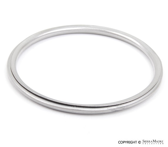 Turbo Exhaust Ring: Porsche Parts Exhaust Seal Ring, Manifold To Turbocharger